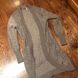 Left on Houston long sweater